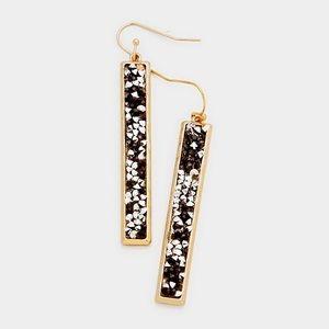 Jewelry - Bar Dangle Earrings